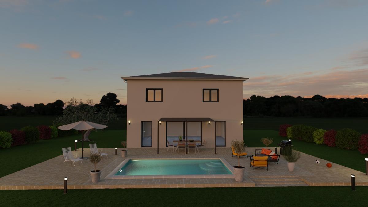 Maisons du constructeur MAISON IDEALE 26 • 75 m² • ALLAN