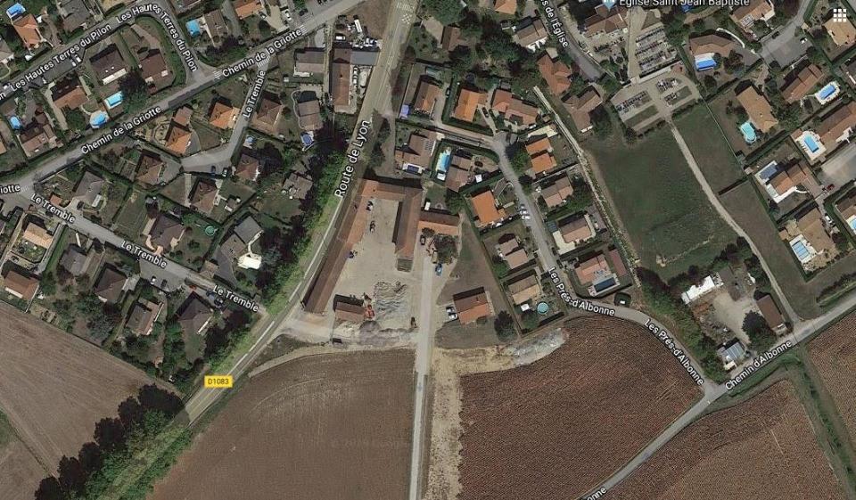 Terrains du constructeur MAISONS FRANCE CONFORT • 160 m² • MIONNAY