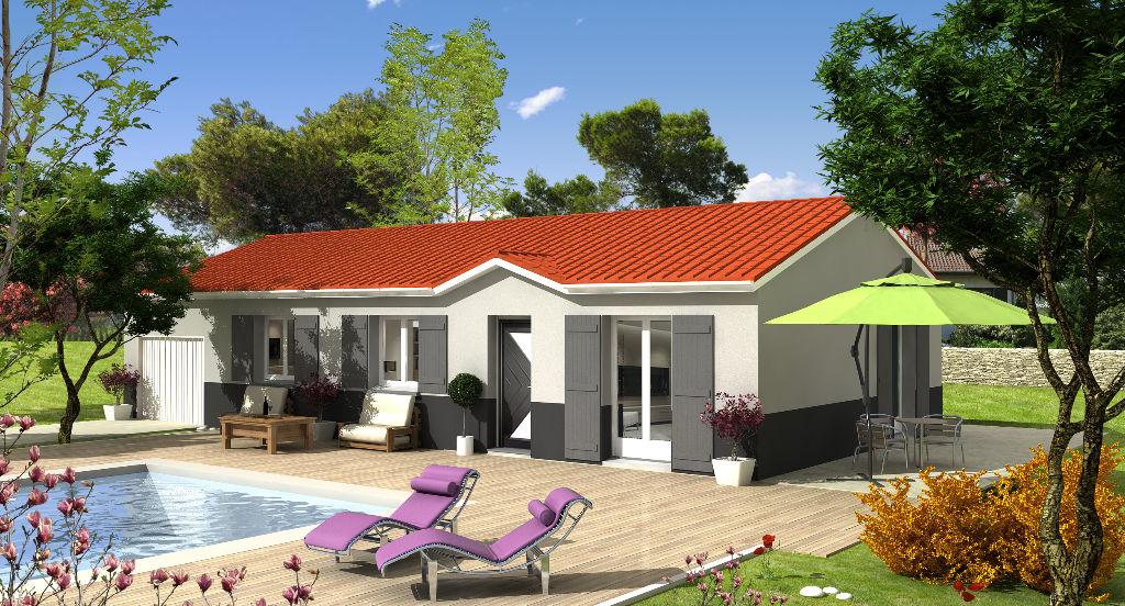 Maisons du constructeur JBM MAISONS INDIVIDUELLES • 80 m² • SAINTE SIGOLENE