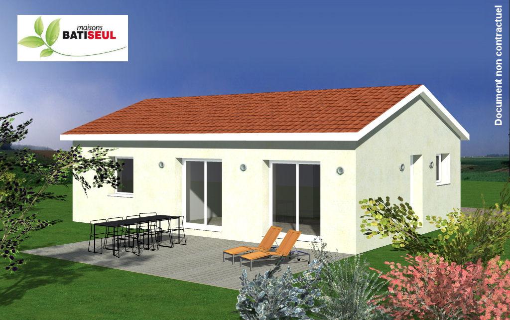 Maisons + Terrains du constructeur MAISONS BATISEUL • NERVIEUX
