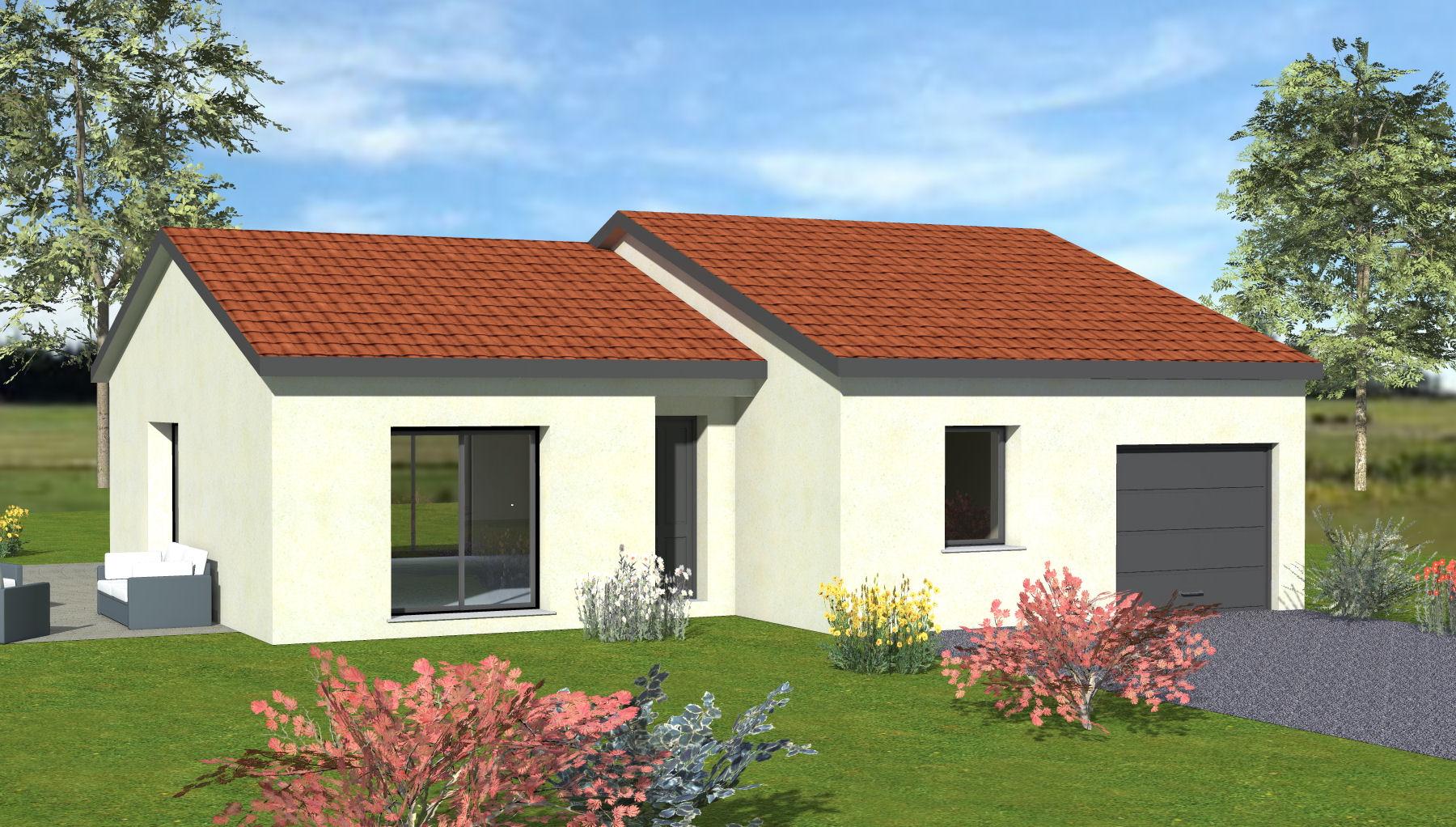 Maisons + Terrains du constructeur MAISONS BATISEUL • CUZIEU