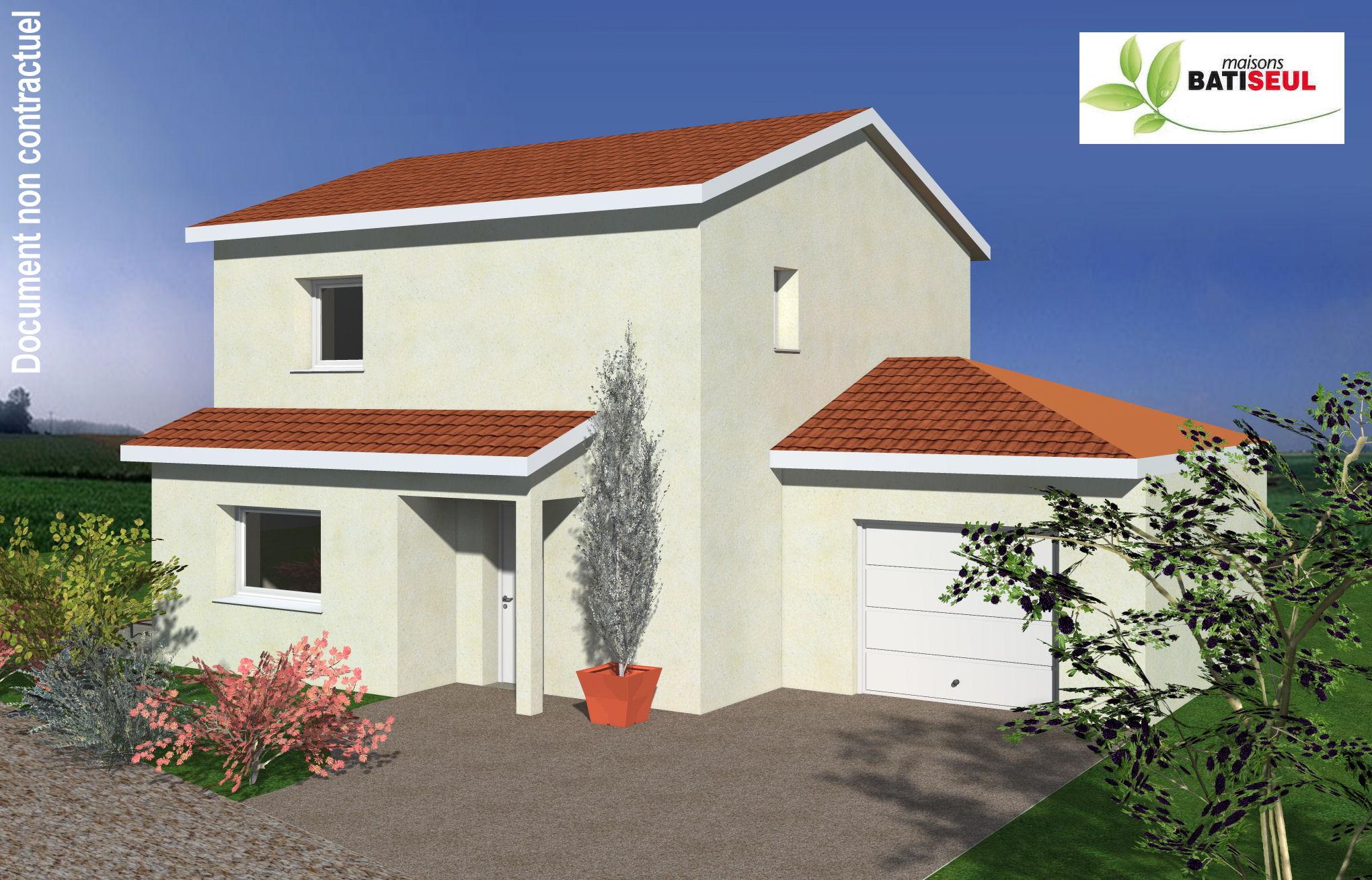 Maisons + Terrains du constructeur MAISONS BATISEUL • SAINT CYPRIEN