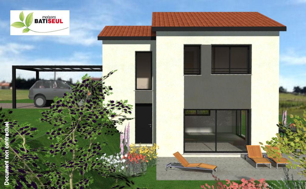 Maisons + Terrains du constructeur MAISONS BATISEUL • SAINT JUST SAINT RAMBERT