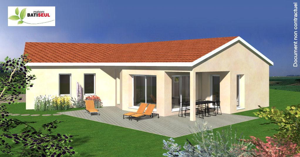 Maisons + Terrains du constructeur MAISONS BATISEUL • PONCINS