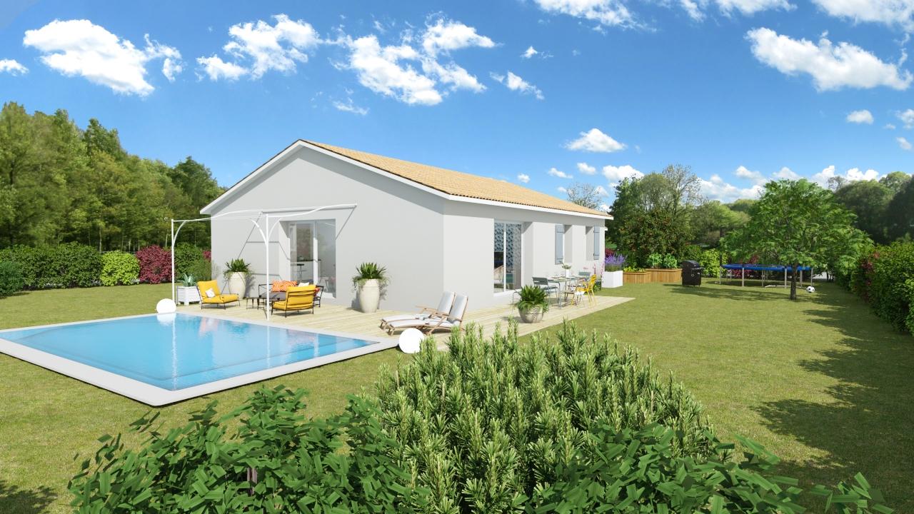 Maisons + Terrains du constructeur MAISONS BATISEUL • SAINT GALMIER