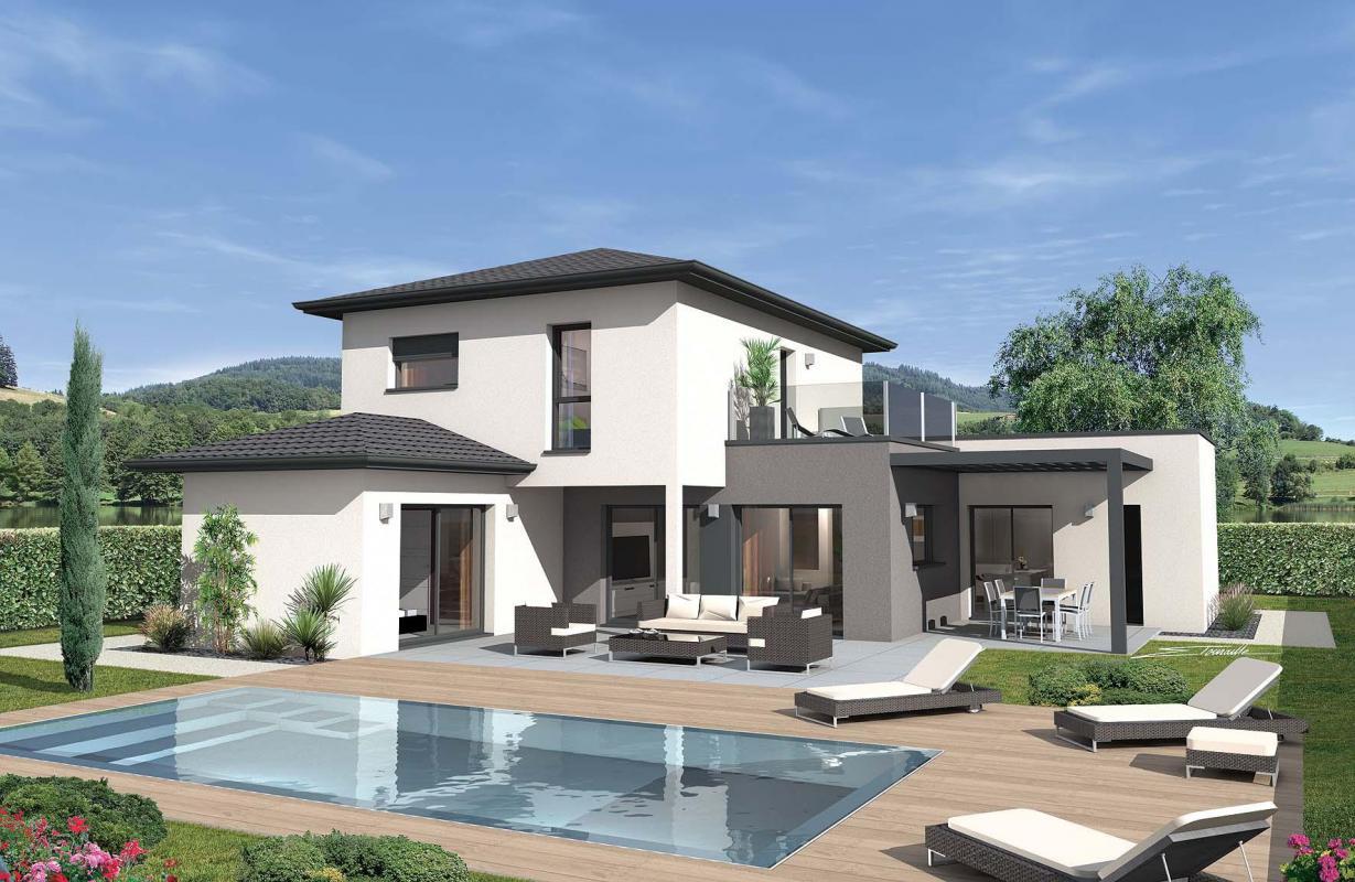 Terrains du constructeur SOREL S A • 777 m² • CHAMPAGNE AU MONT D'OR
