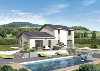 Maisons + Terrains du constructeur SOREL S A •  m² • ANSE