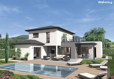 Maisons + Terrains du constructeur SOREL S A •  m² • CHASSELAY