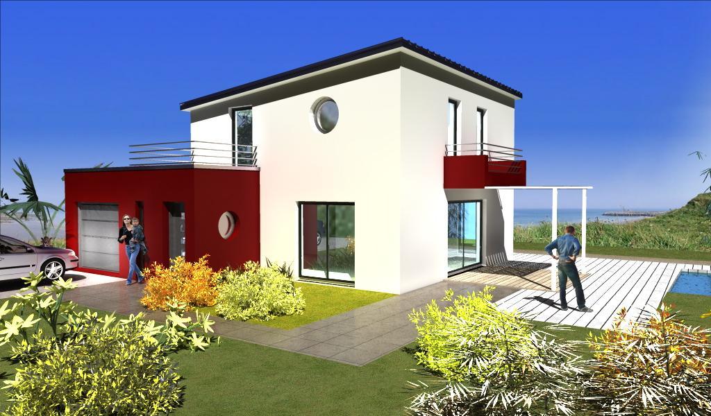 Maisons + Terrains du constructeur SOREL S A •  m² • VILLEFRANCHE SUR SAONE