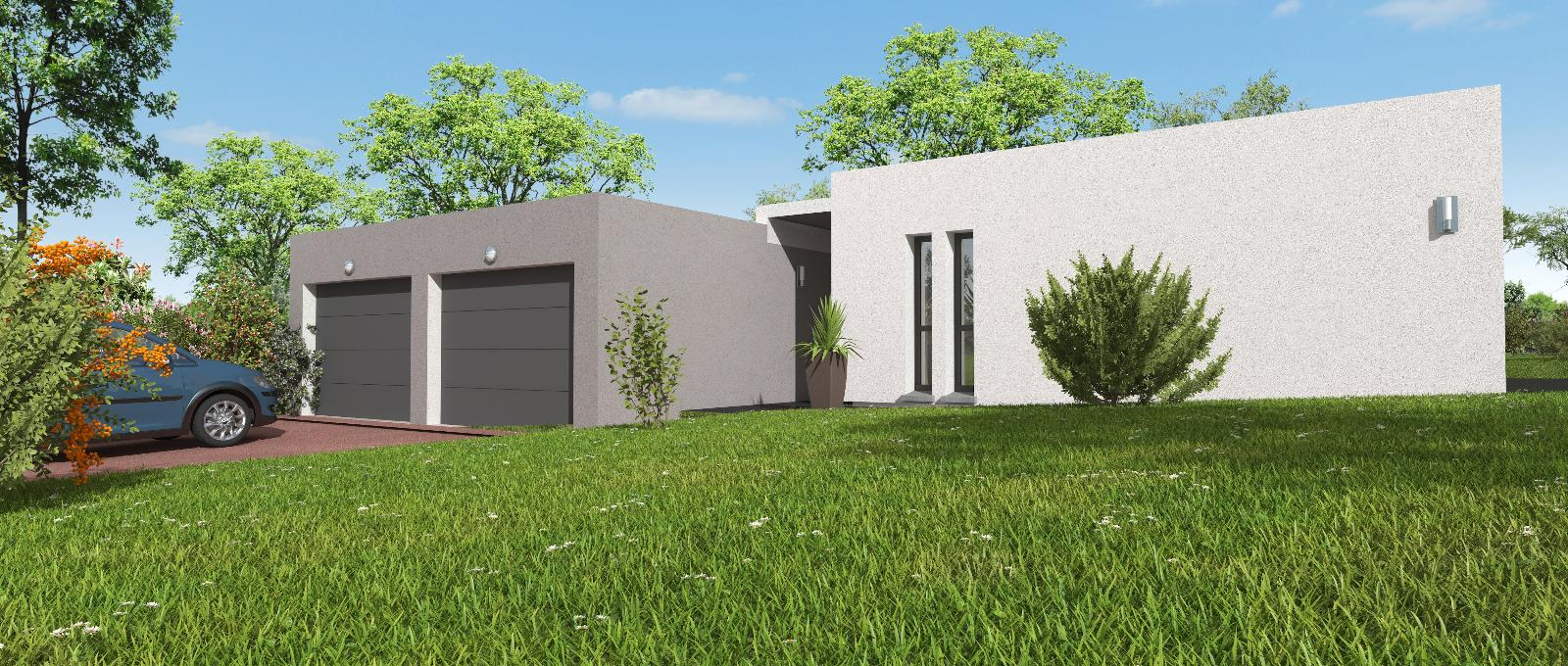 Terrains du constructeur MAISONS CLEDOR •  m² • RIOM