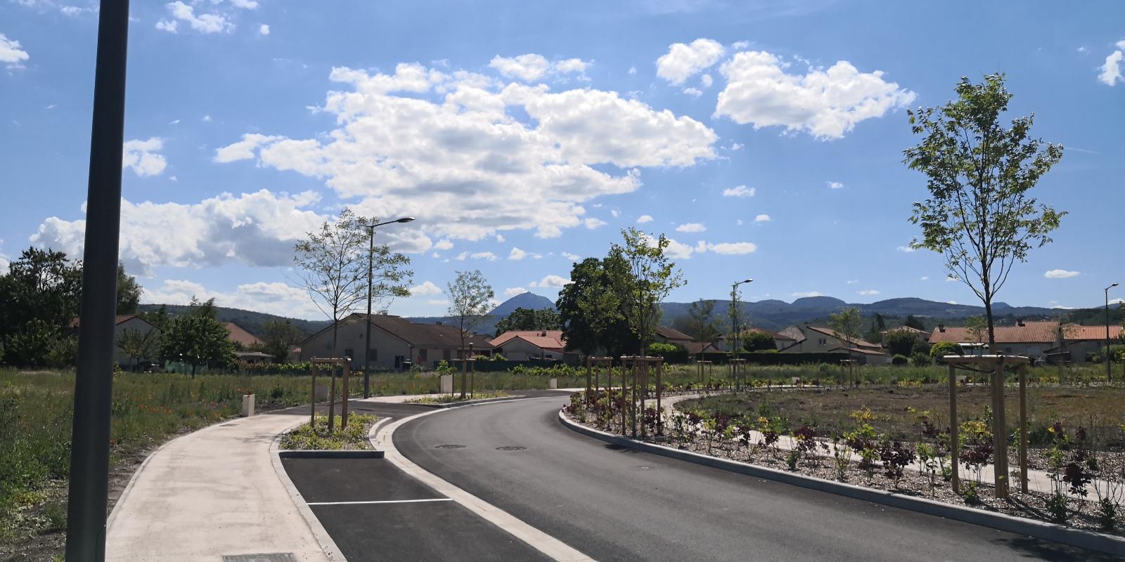Terrains du constructeur MAISONS CLEDOR •  m² • CEBAZAT