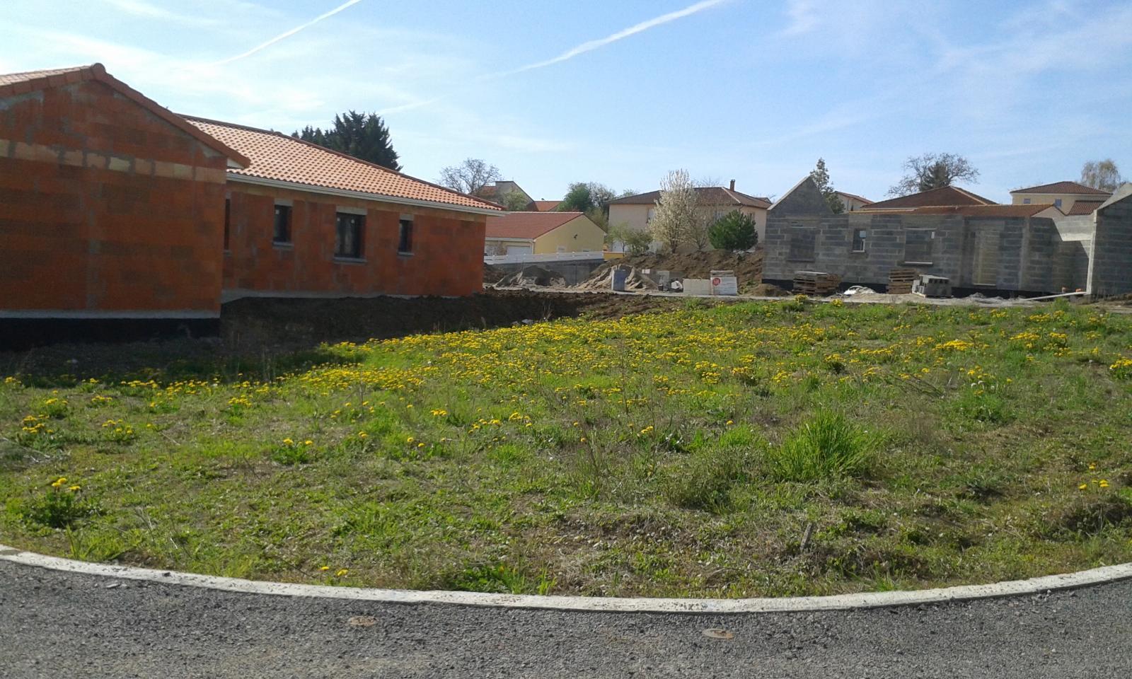 Terrains du constructeur MAISONS CLEDOR •  m² • BEAUREGARD VENDON