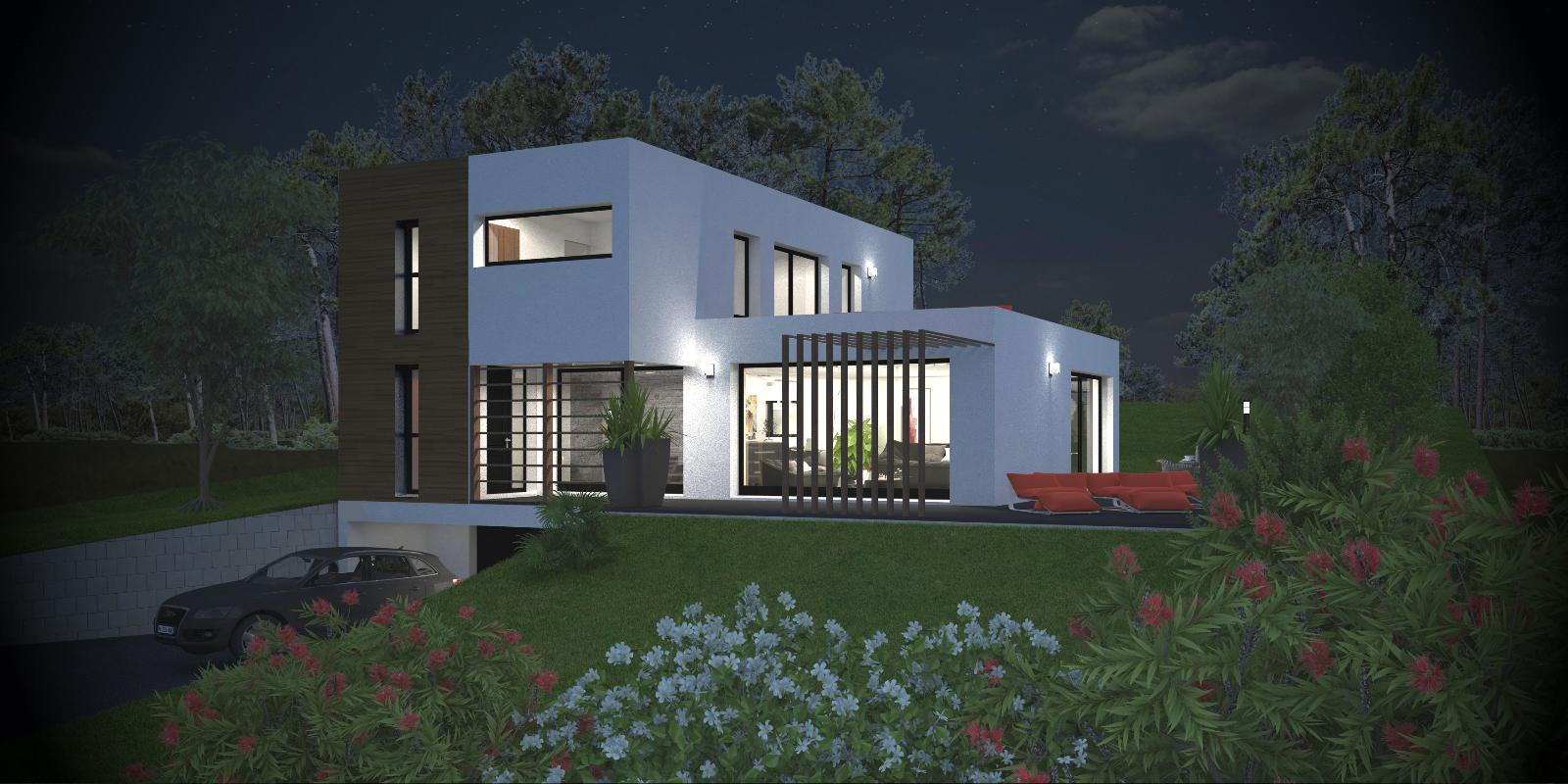 Terrains du constructeur MAISONS CLEDOR •  m² • MARSAT