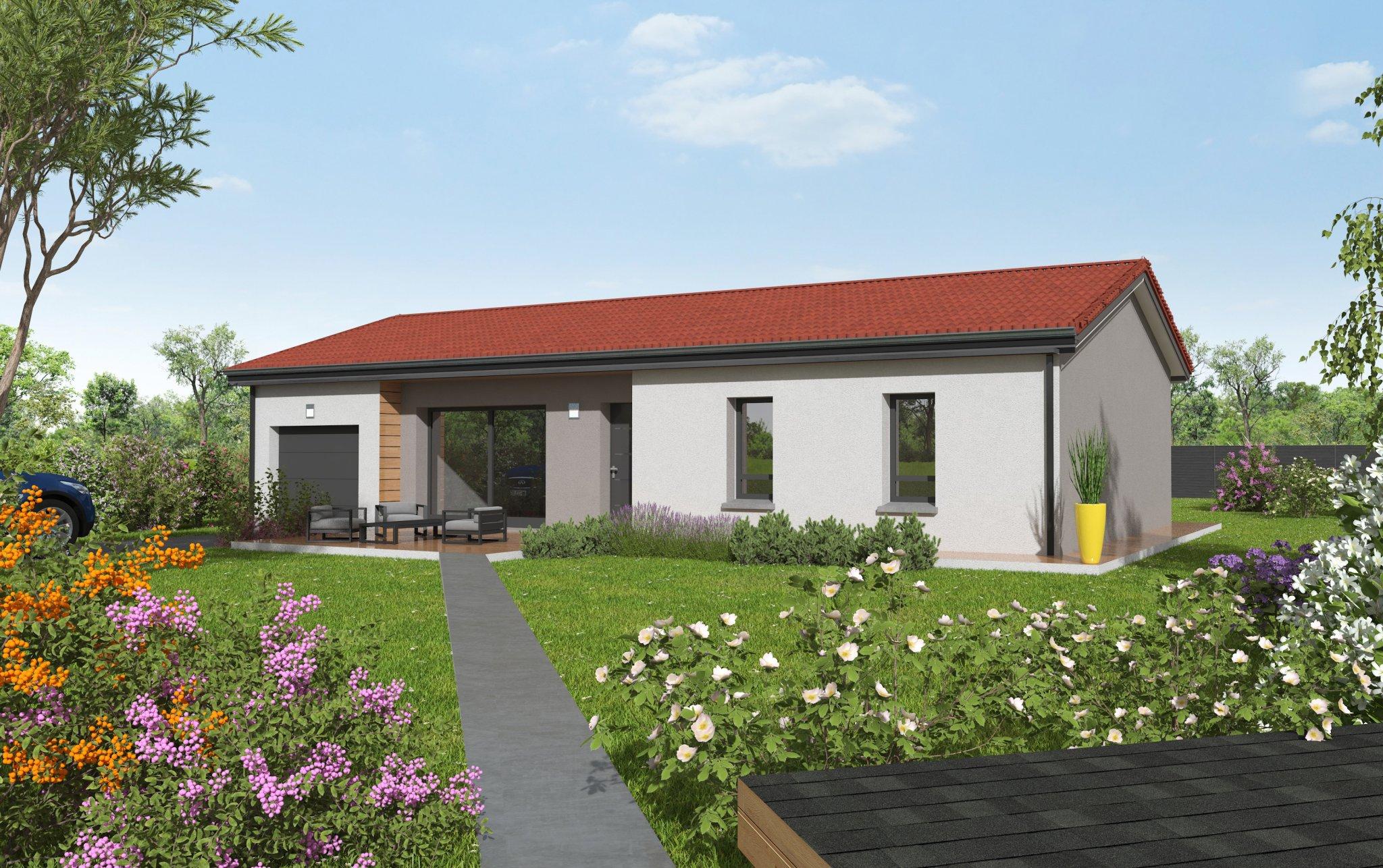 Maisons du constructeur MAISONS CLEDOR • 80 m² • LONGUES
