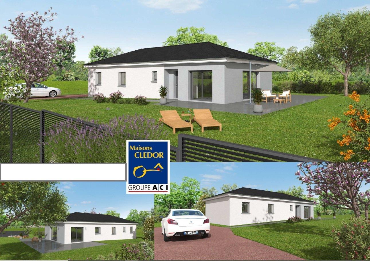 Terrains du constructeur MAISONS CLEDOR • 1200 m² • MAZAYE