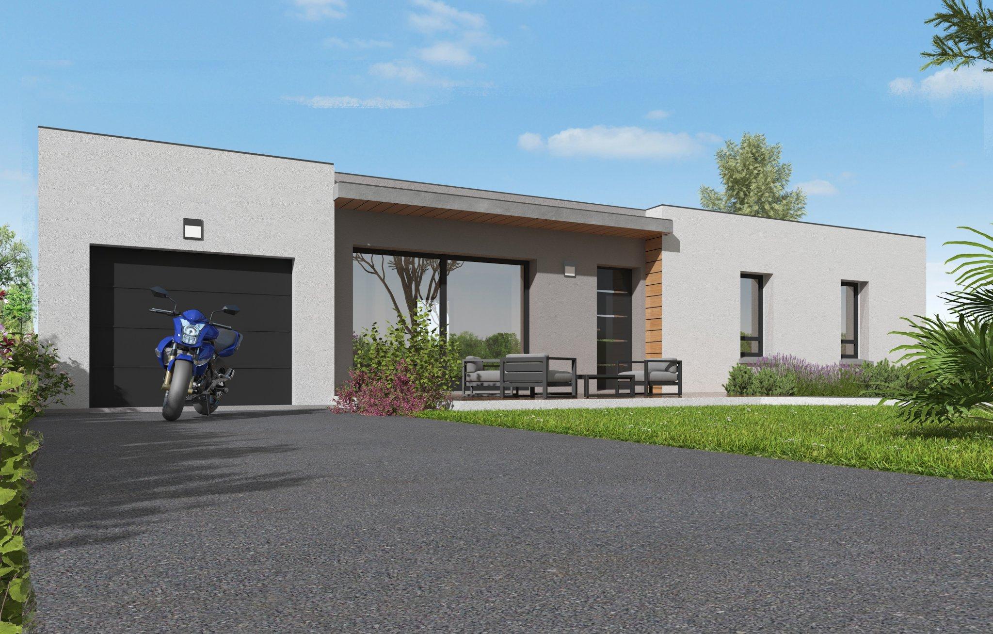 Terrains du constructeur MAISONS CLEDOR • 850 m² • SAINT AMANT TALLENDE
