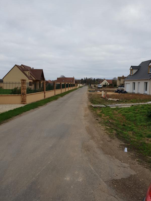Terrains du constructeur GROUPE DIOGO FERNANDES • 1150 m² • LOUVILLIERS EN DROUAIS
