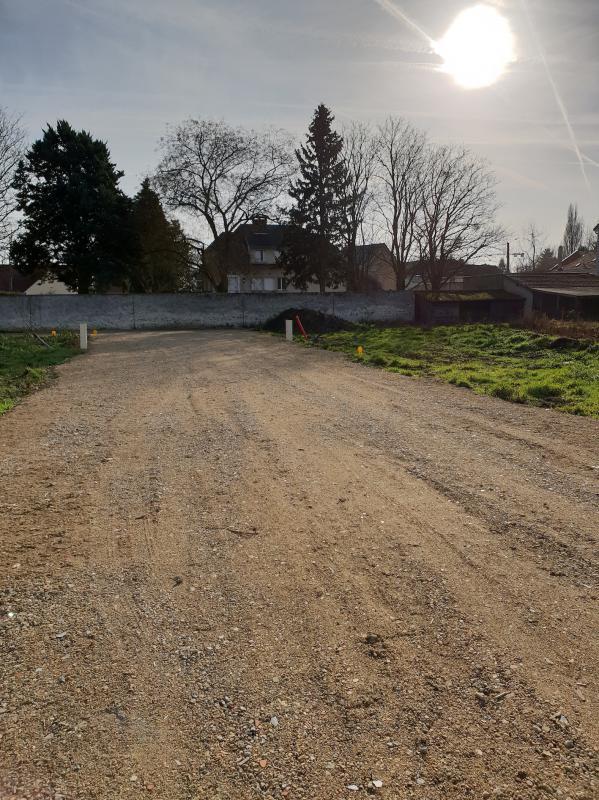 Terrains du constructeur GROUPE DIOGO FERNANDES • 777 m² • DREUX