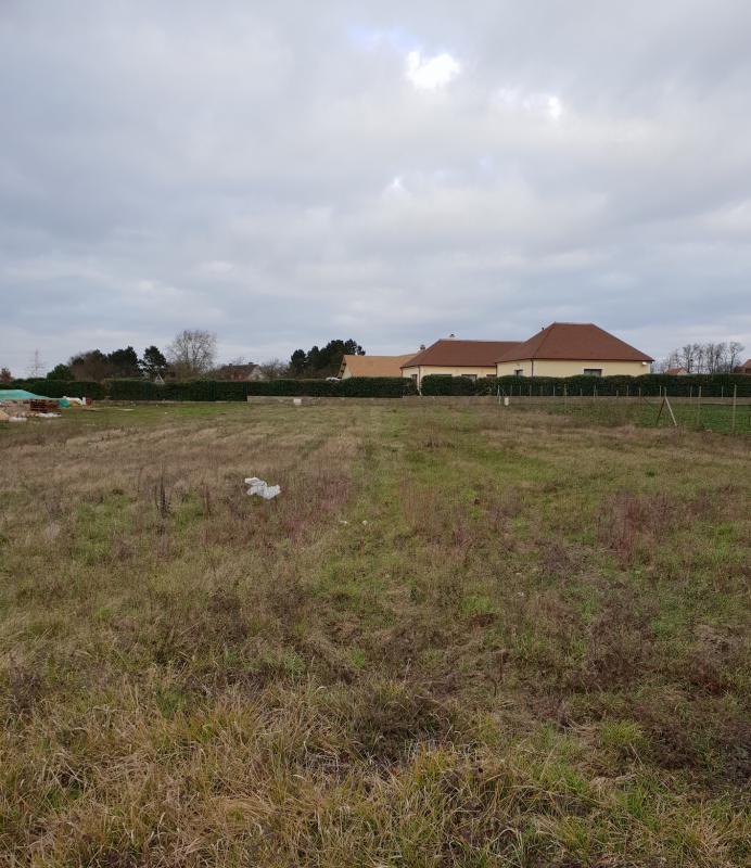 Terrains du constructeur GROUPE DIOGO FERNANDES • 1273 m² • LOUVILLIERS EN DROUAIS