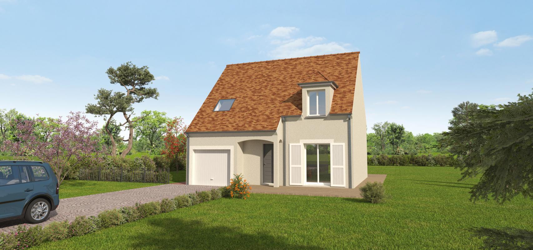 Terrains du constructeur GROUPE DIOGO FERNANDES • 537 m² • SAINT AUBIN DES BOIS