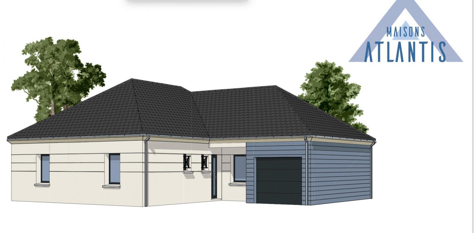 Maisons + Terrains du constructeur GROUPE DIOGO FERNANDES • 100 m² • DREUX