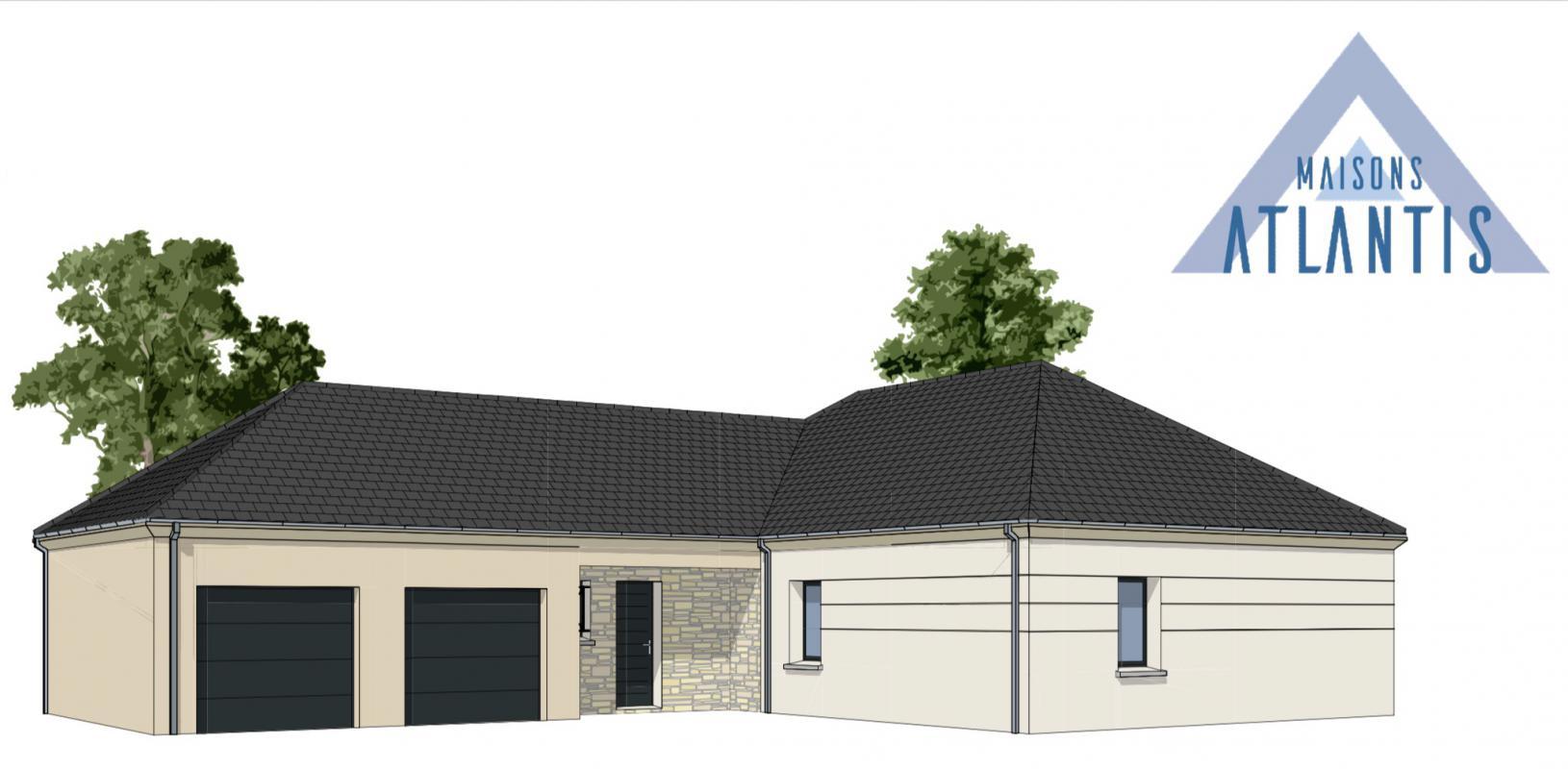 Maisons + Terrains du constructeur GROUPE DIOGO FERNANDES • 100 m² • TREON