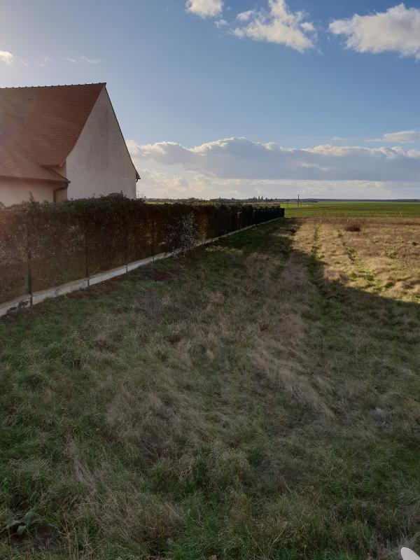 Terrains du constructeur GROUPE DIOGO FERNANDES • 1953 m² • LOUVILLIERS EN DROUAIS