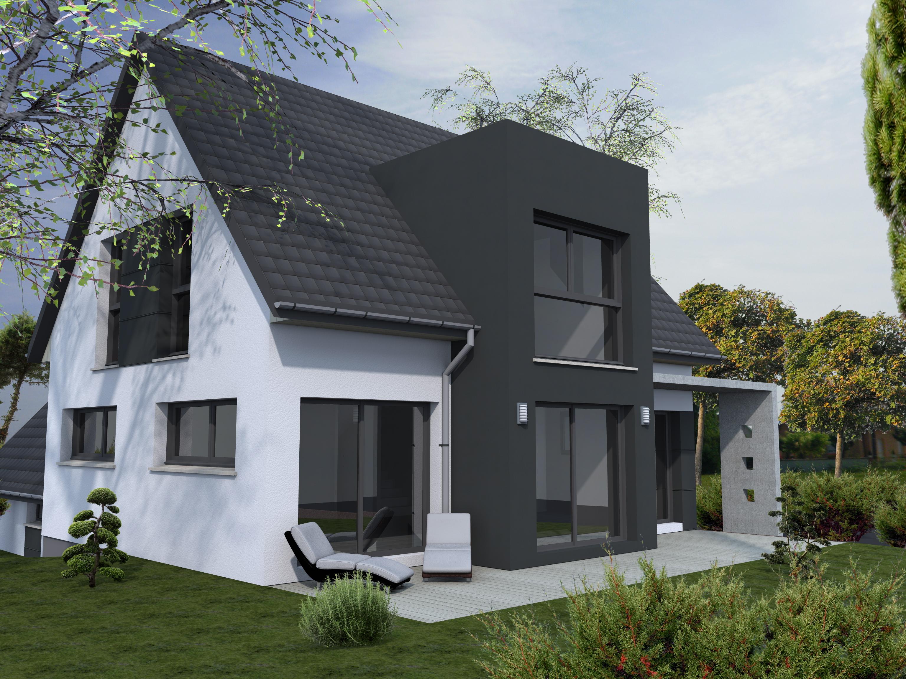 Maisons du constructeur LYCENE •  m² • RUELISHEIM