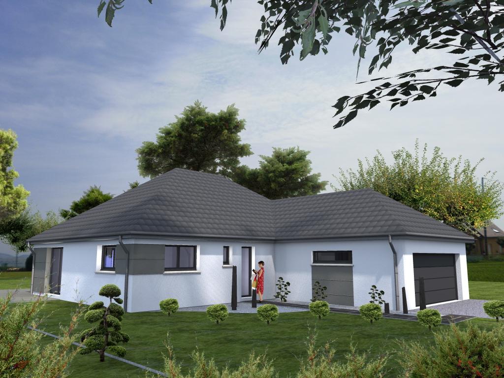 Maisons du constructeur LYCENE • 112 m² • WITTENHEIM