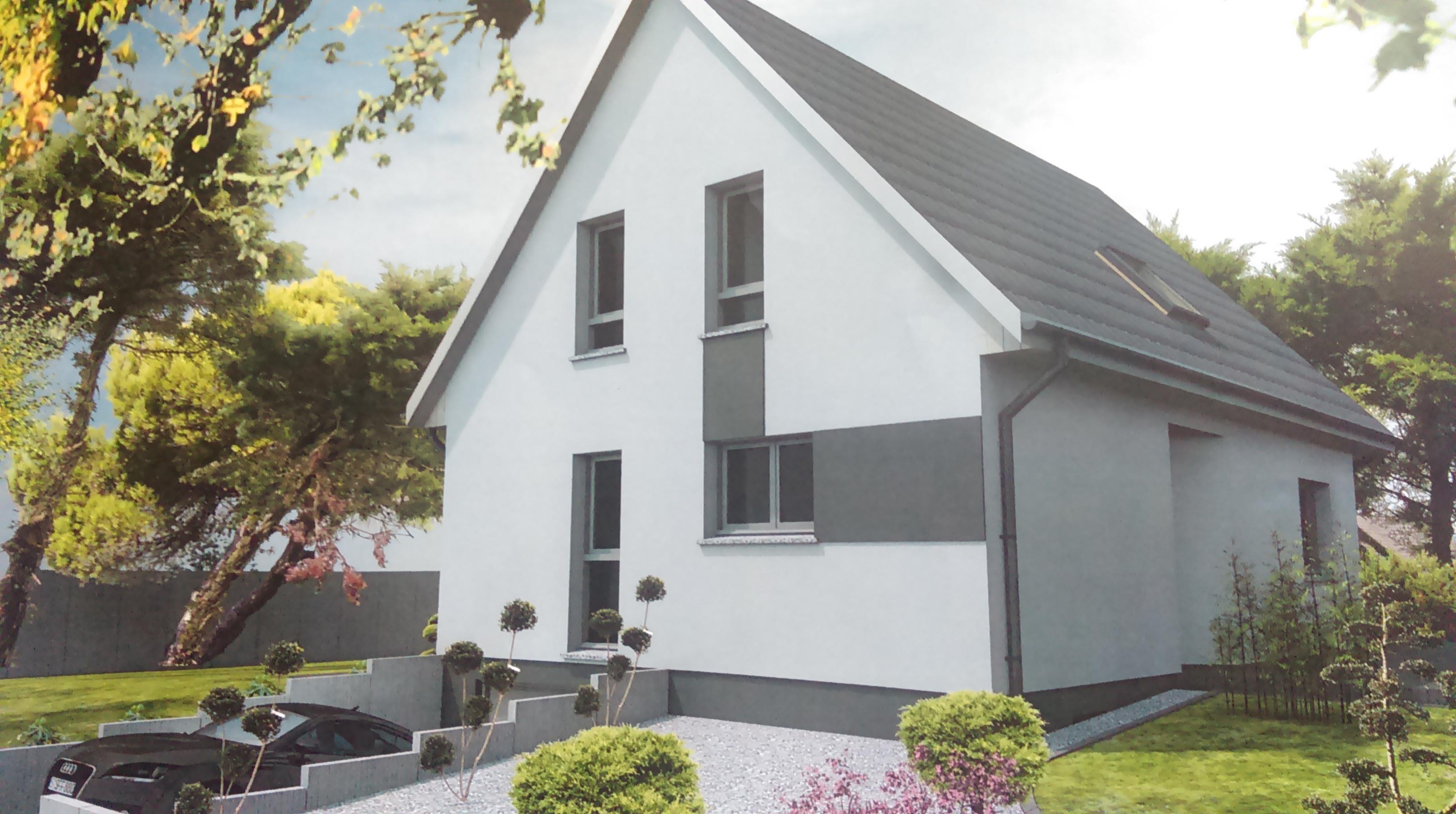 Maisons du constructeur LYCENE • 90 m² • DURRENENTZEN