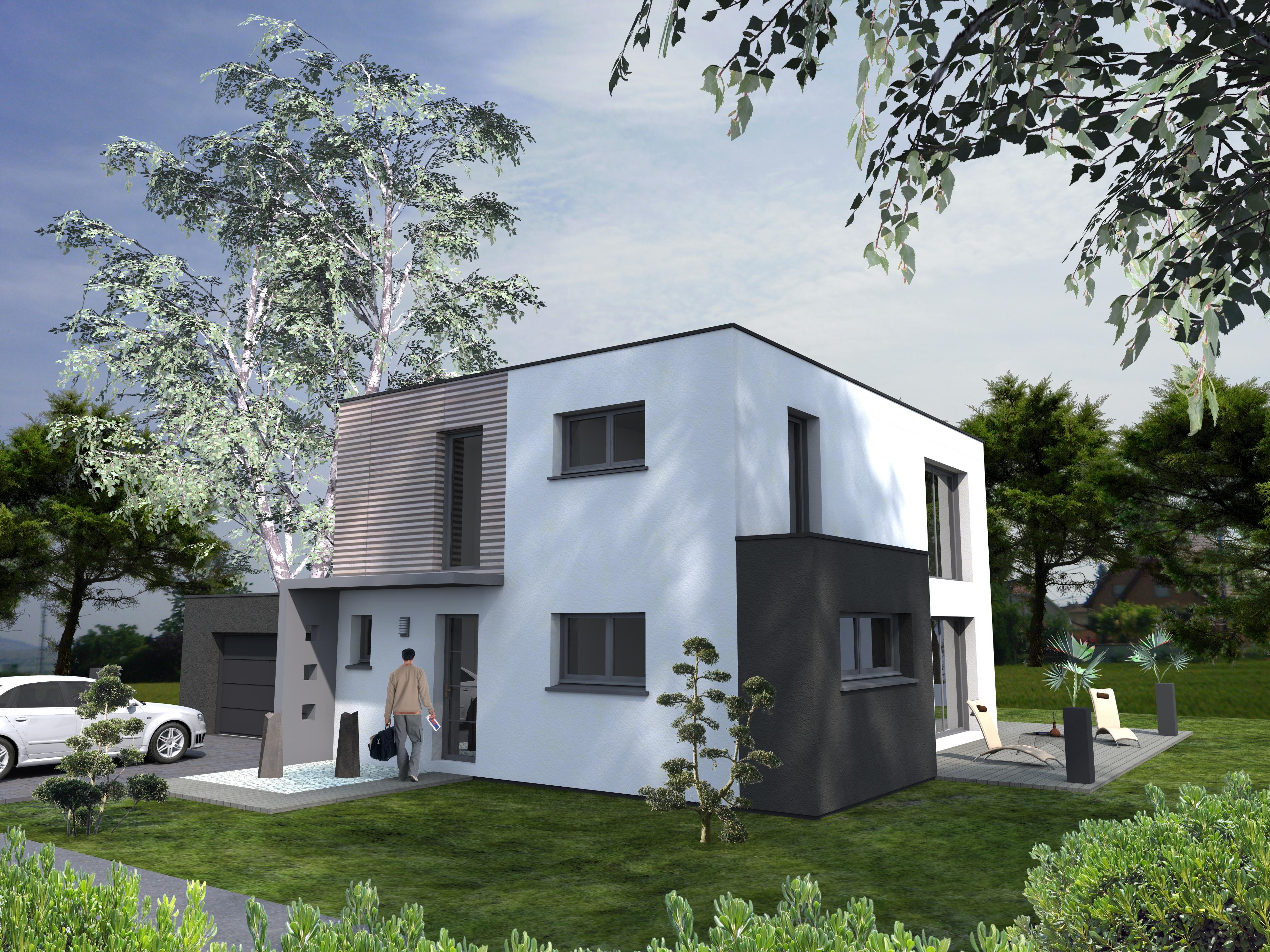 Maisons du constructeur LYCENE • 110 m² • ISSENHEIM