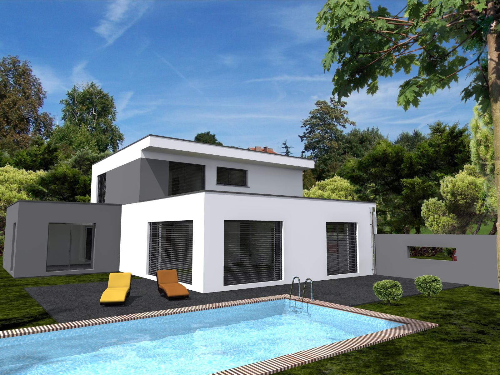 Maisons du constructeur LYCENE • 183 m² • DIEFMATTEN