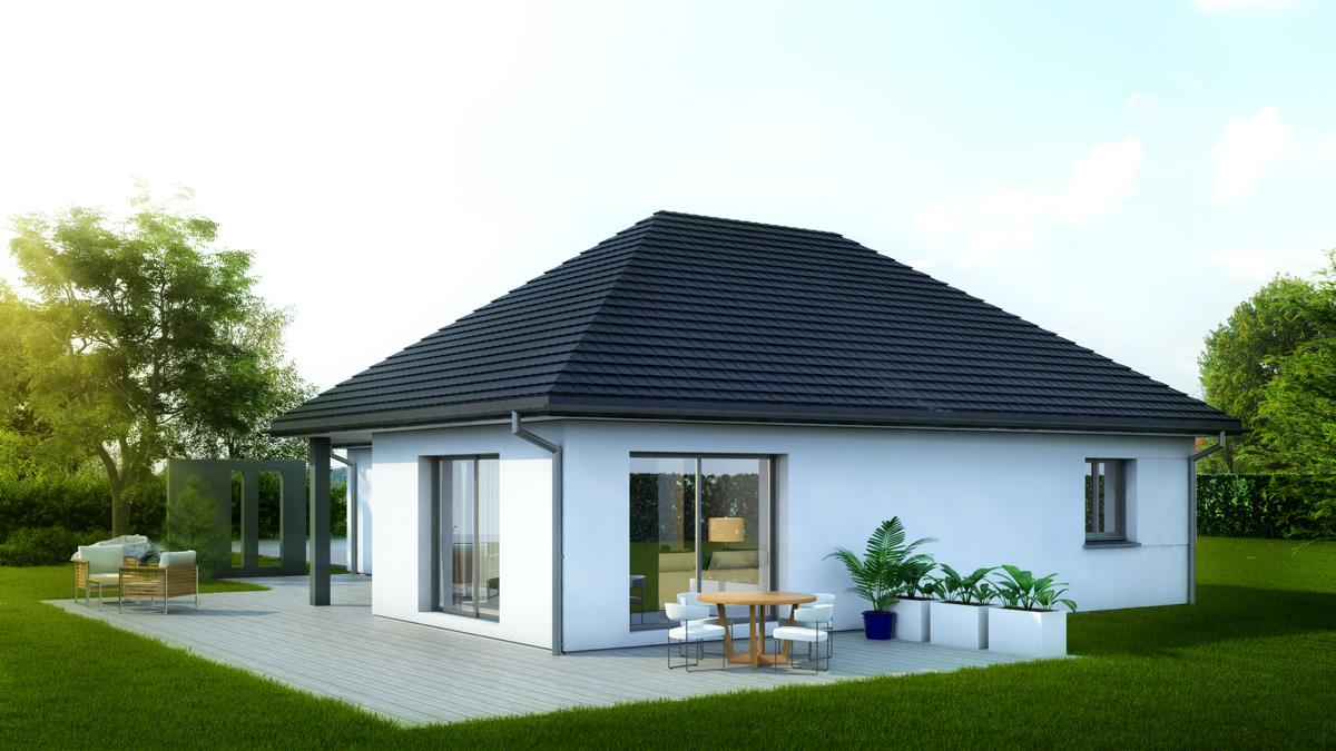 Maisons du constructeur LYCENE • 123 m² • PFASTATT