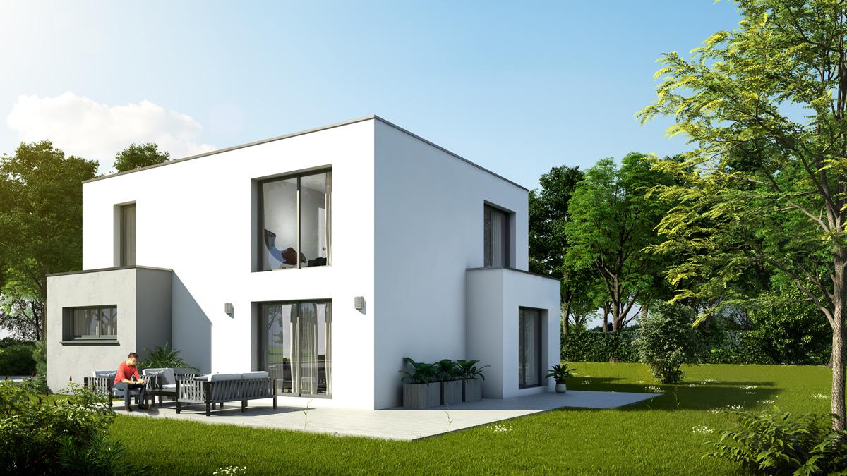 Maisons du constructeur LYCENE • 112 m² • RETZWILLER