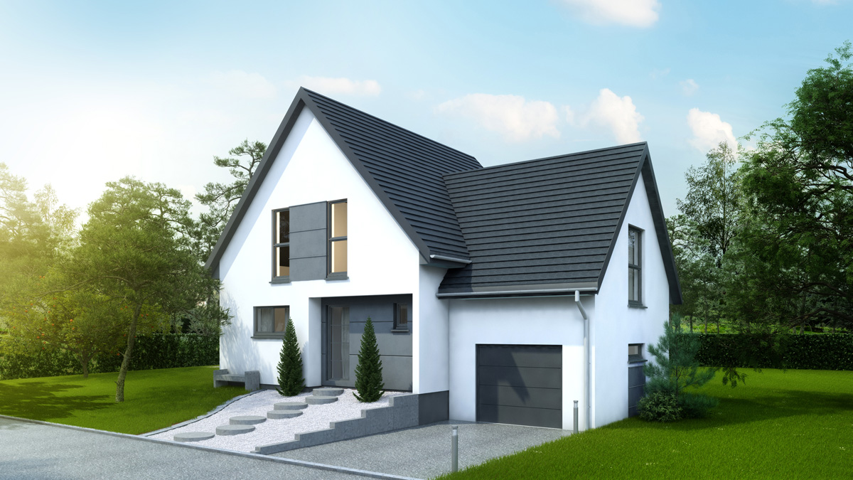 Maisons du constructeur LYCENE • 126 m² • HIRSINGUE
