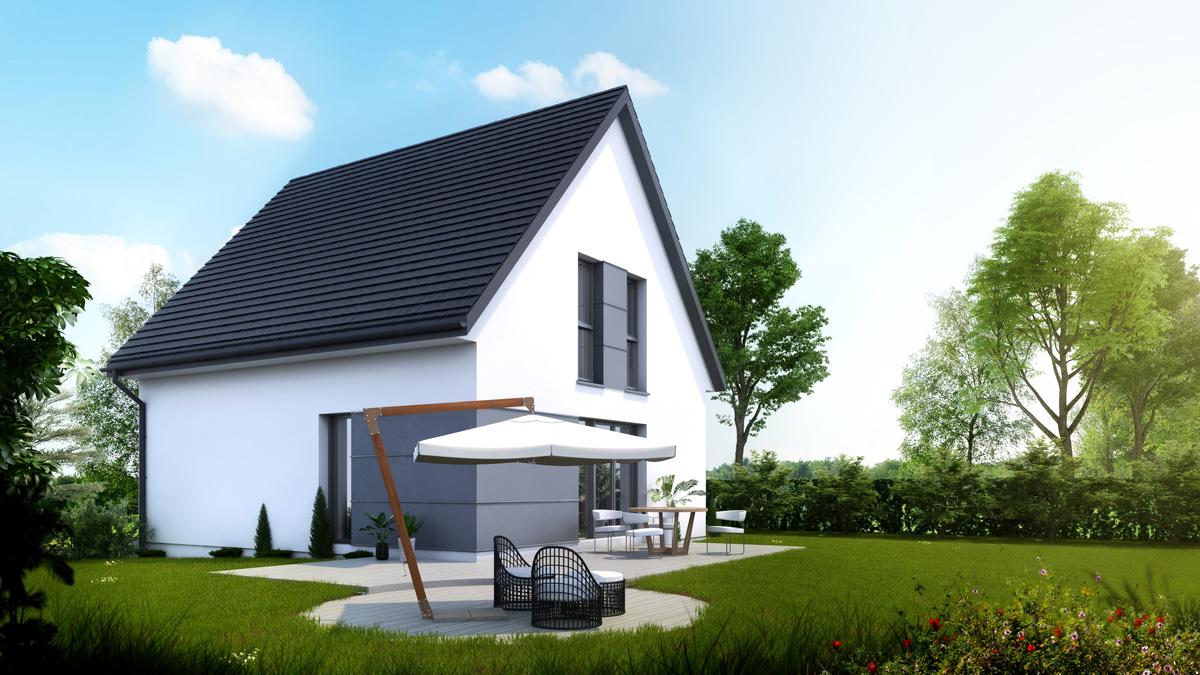 Maisons du constructeur LYCENE • 90 m² • HIRTZBACH