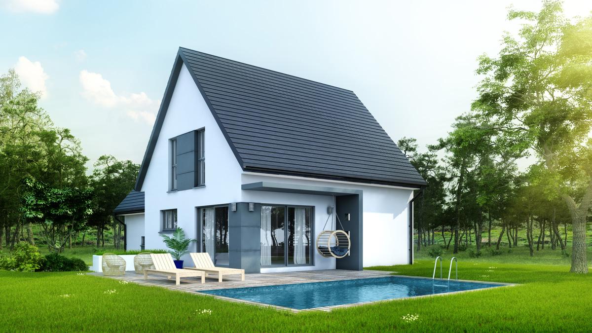 Maisons du constructeur LYCENE • 136 m² • SEPPOIS LE BAS