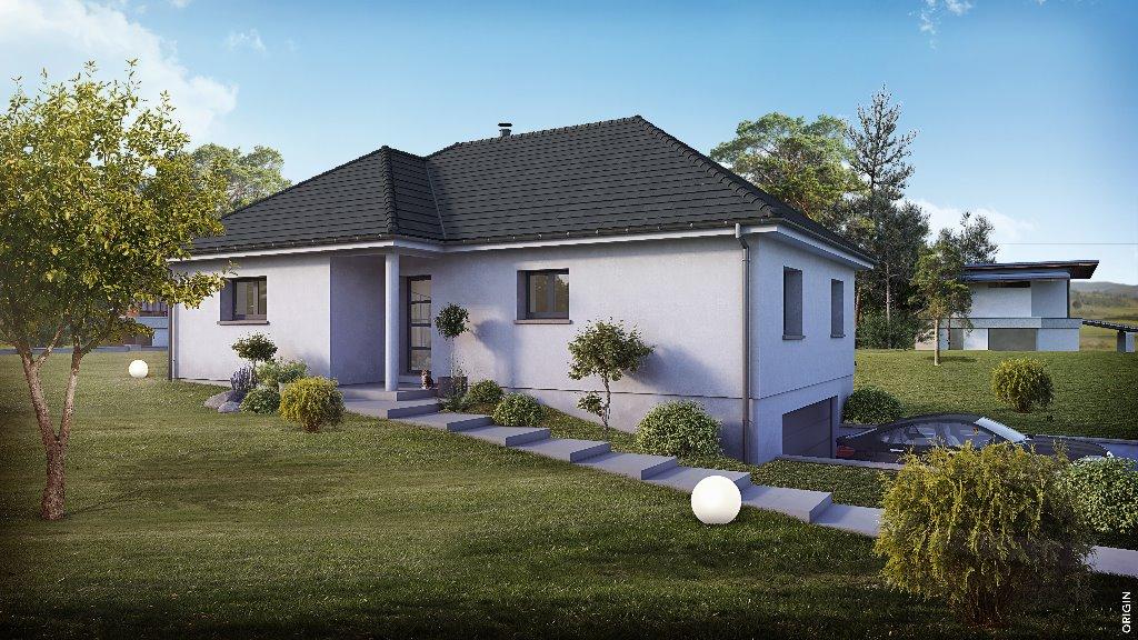 Maisons du constructeur EUROMAISONS • 105 m² • SOULTZMATT