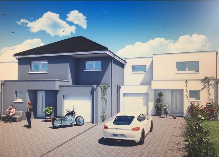Maisons du constructeur EUROMAISONS • 92 m² • GEISPITZEN