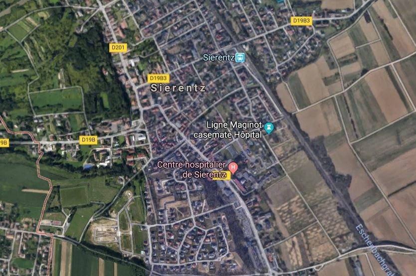 Terrains du constructeur EUROMAISONS • 554 m² • SIERENTZ