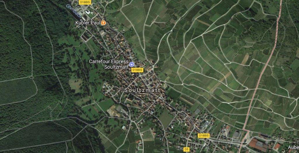 Terrains du constructeur EUROMAISONS • 500 m² • SOULTZMATT