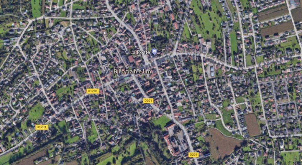Terrains du constructeur EUROMAISONS • 480 m² • BLOTZHEIM