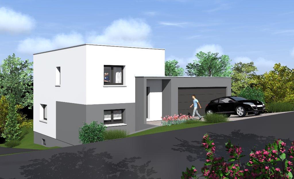 Maisons du constructeur EUROMAISONS • 100 m² • SCHLIERBACH