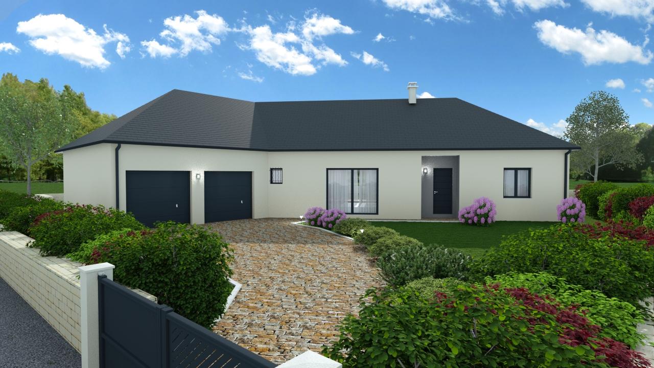 Terrains du constructeur MAISONS SERCPI • 800 m² • MEREAU