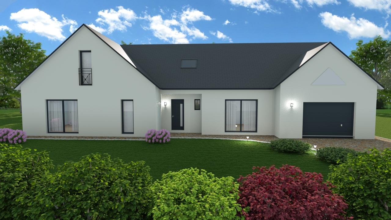 Terrains du constructeur MAISONS SERCPI • 750 m² • SAINT MICHEL DE VOLANGIS