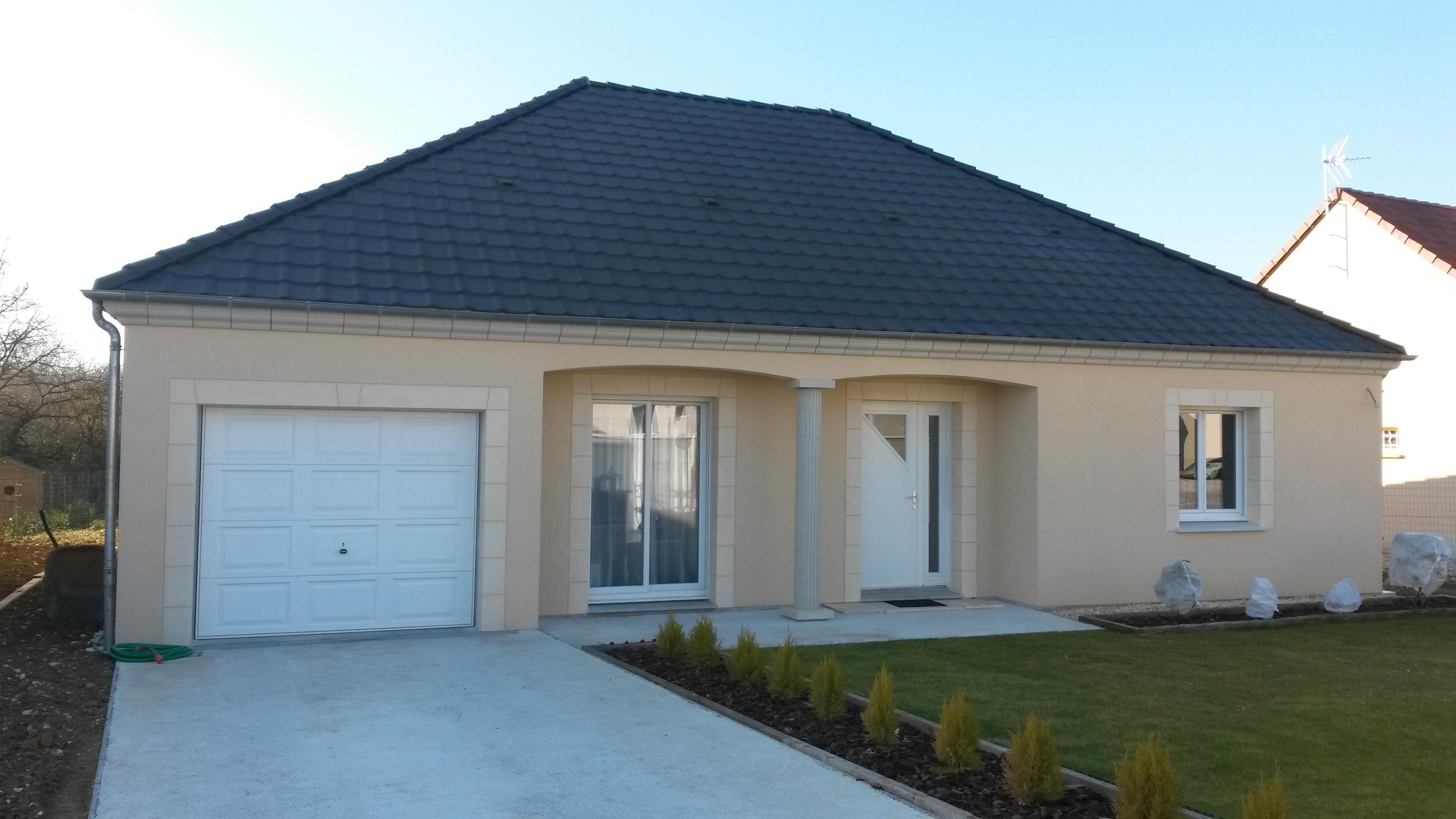 Terrains du constructeur MAISONS SERCPI • 972 m² • SAINT JUST