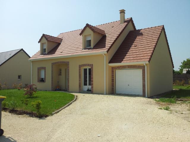 Terrains du constructeur MAISONS SERCPI • 1000 m² • PLAIMPIED GIVAUDINS