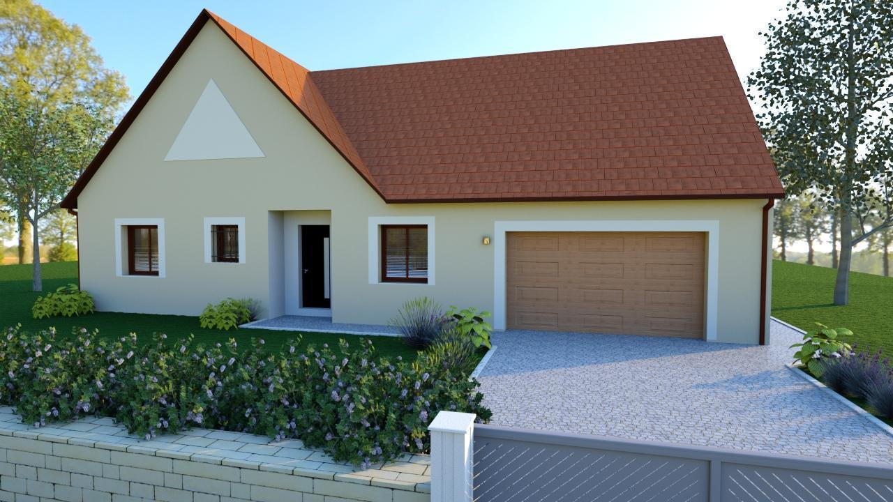 Terrains du constructeur MAISONS SERCPI • 1300 m² • VIGNOUX SUR BARANGEON