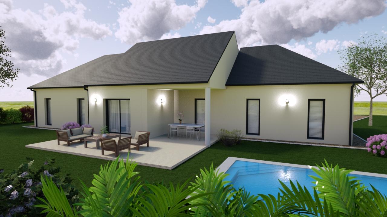 Terrains du constructeur MAISONS SERCPI • 700 m² • AVORD