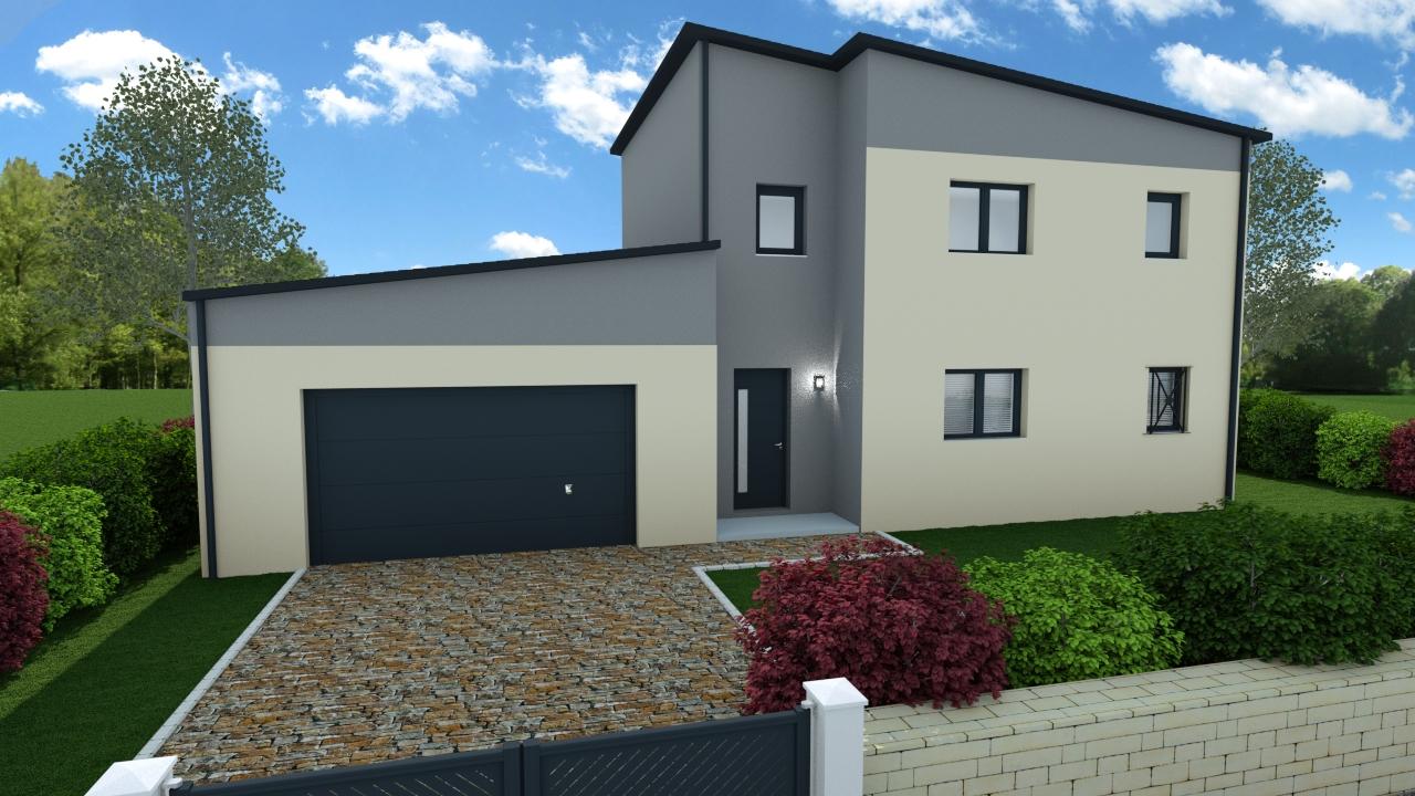 Terrains du constructeur MAISONS SERCPI • 520 m² • BOURGES